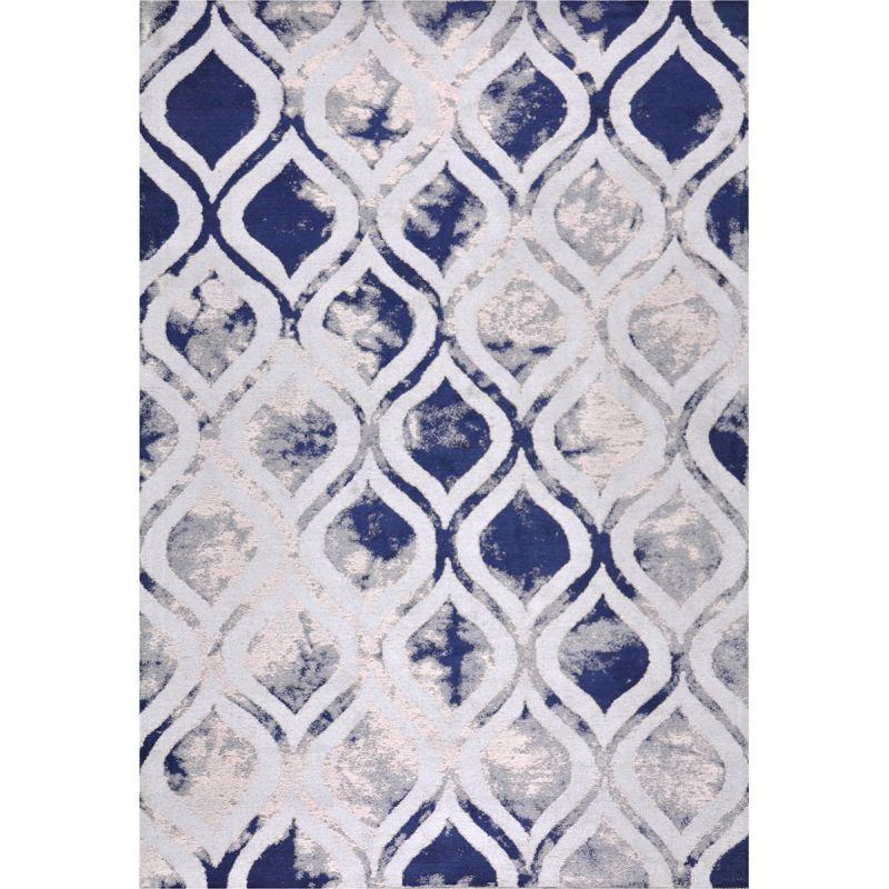 Karpet Pita Beige/Blauw 160×230