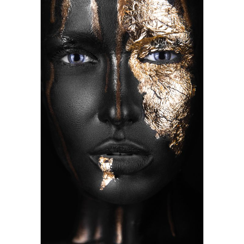 Alu Art Look Gold