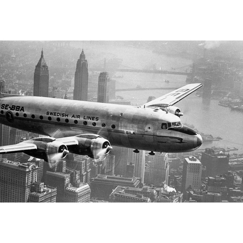 Alu Art Airplane