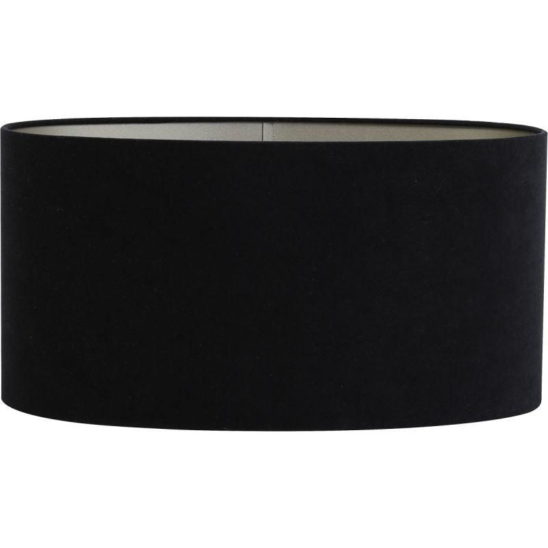 Lampenkap Olaf 45x45x22cm zwart