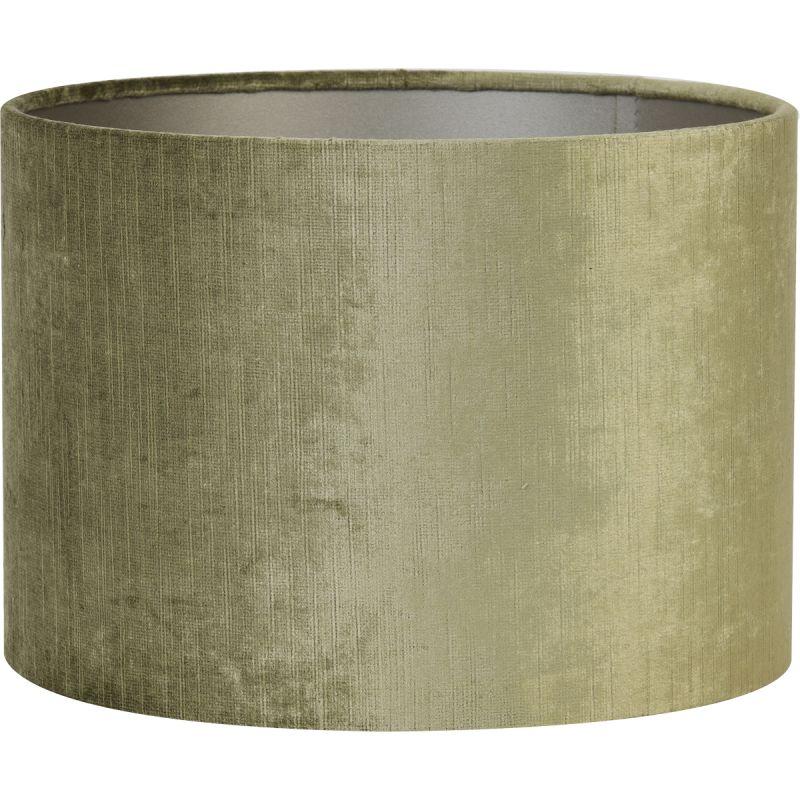 Lampenkap Gemstone 20x20x15cm Olive