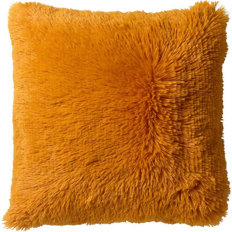 Kussen Fluffy 45x45 Golden Glow