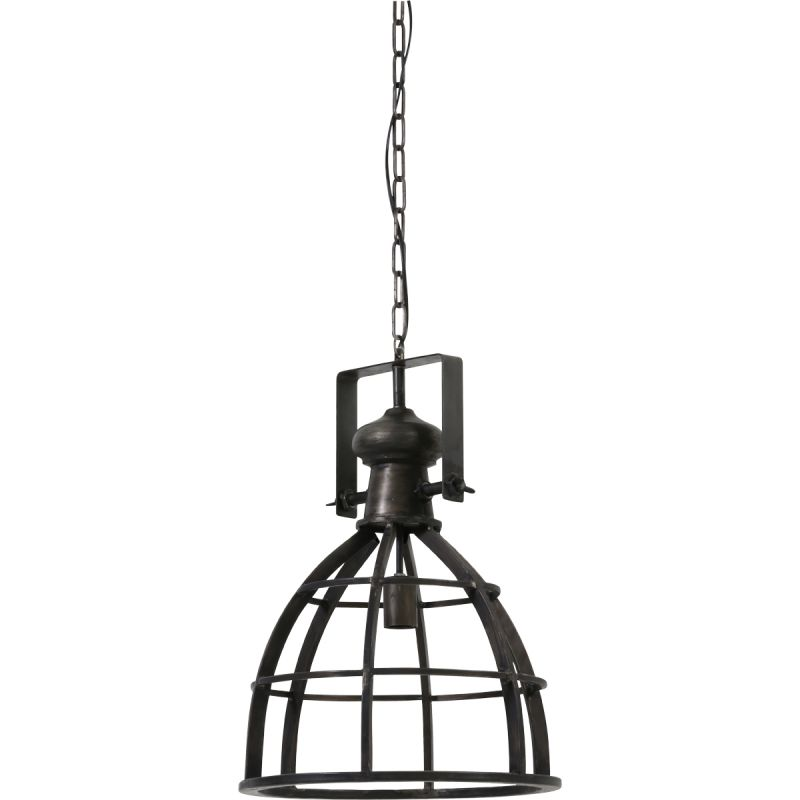 Hanglamp Anny 40x57,5cm antiek zwart