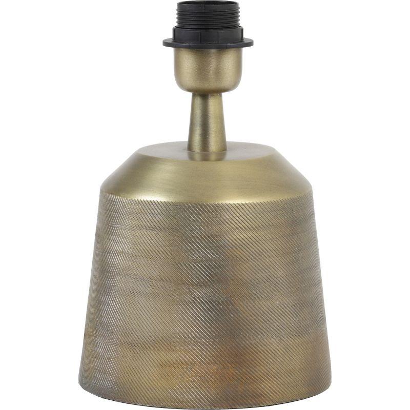 Lampvoet Lilly antiek brons