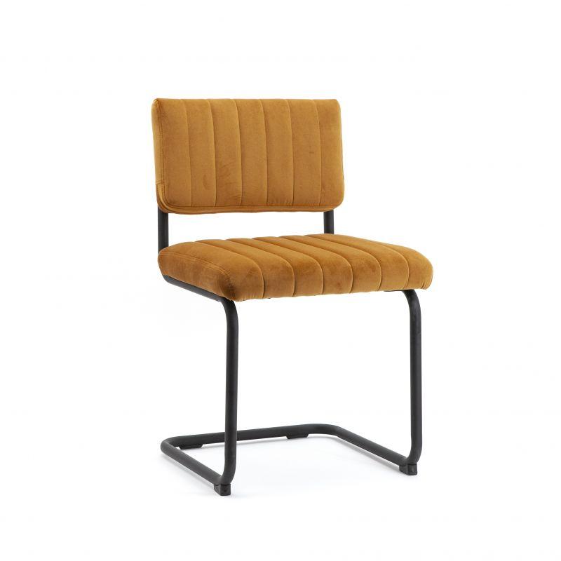 Chair Operator - ochre