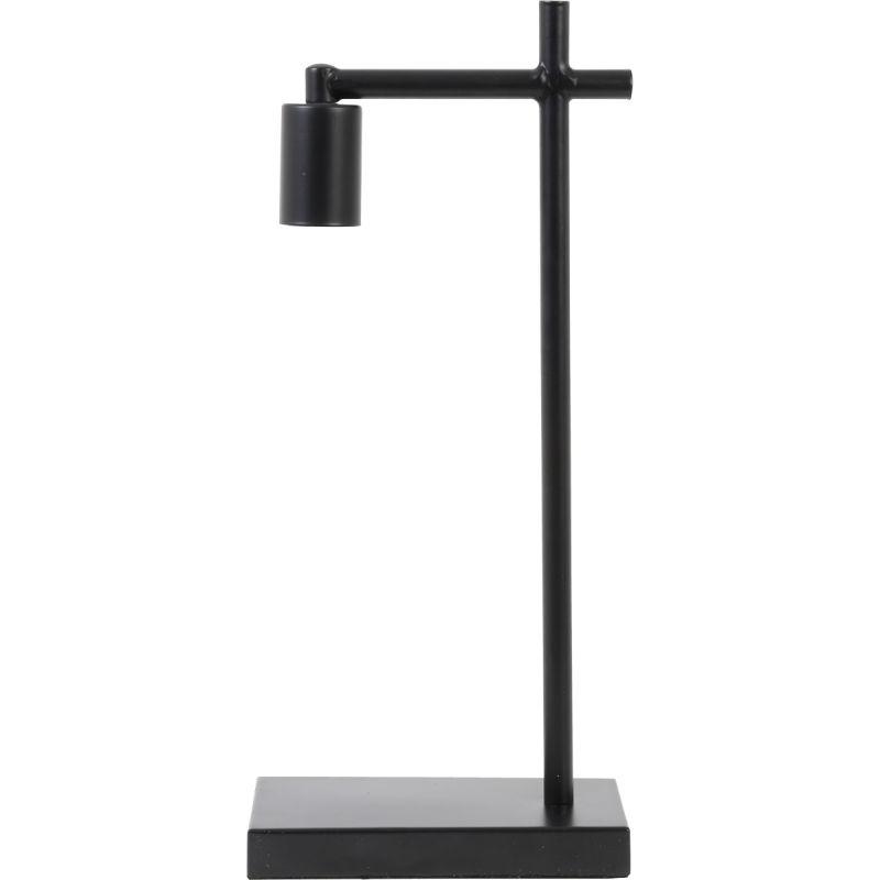 Tafellamp Charlie mat zwart